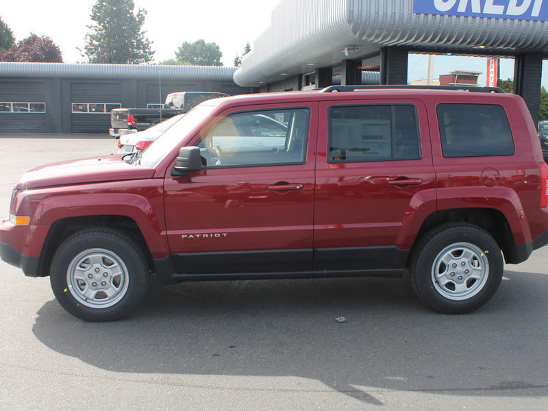 2014 Jeep Patriot for Sale near Lacey