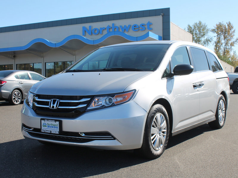 2014 Honda Odyssey For Sale In Bellingham