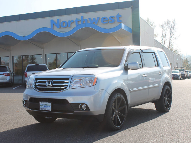 Hondas For Sale >> Used Honda Pilot For Sale In Bellingham Northwest Honda