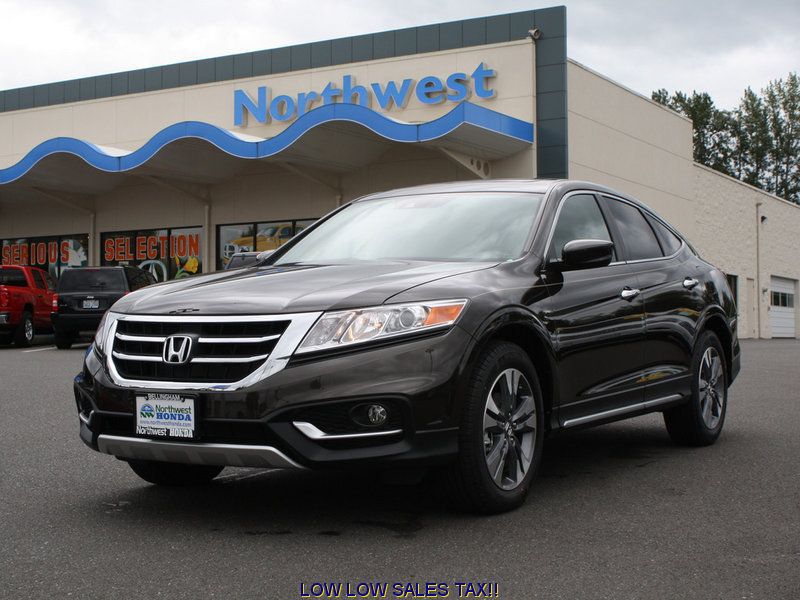 Used Honda Crosstour >> Used Honda Accord Crosstour For Sale In Bellingham Northwest Honda
