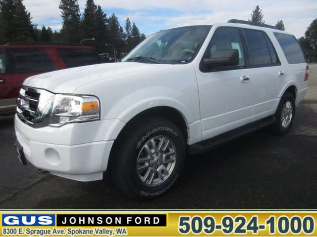 2014 Ford Expedition for Sale near Post Falls, WA at Gus Johnson Ford