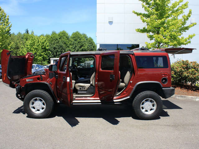 One-Owner Hummer for Sale in Puyallup