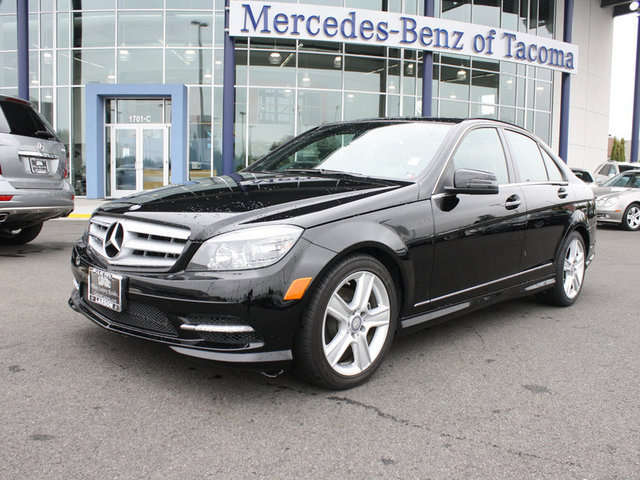 Cars For Sale Seattle >> One Owner Mercedes Benz For Sale Near Seattle Puyallup Used Cars