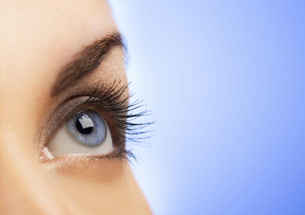 Другими словами, стимулируются нервные окончания, находящиеся вокруг глазницы