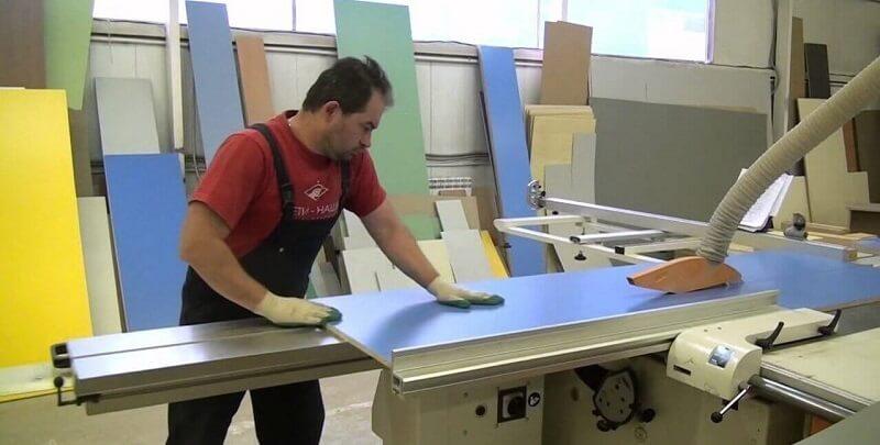 Технология производства корпусной мебели
