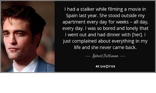 Spanish quotes tumblr robert pattinson