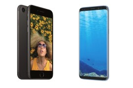 Is the Samsung Galaxy S8 better than the Apple iPhone 7?