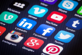 Social media. A life more.... disconnected?