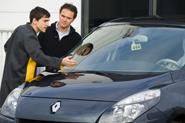 Renault clio windscreen seal