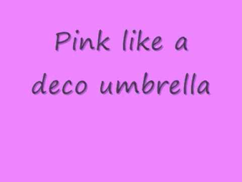 Pink aerosmith lyrics