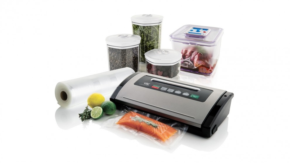 Vacpro home vacuum sealer