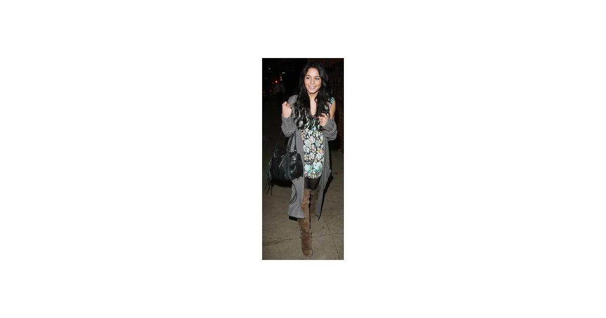 Vanessa hudgens floral dress