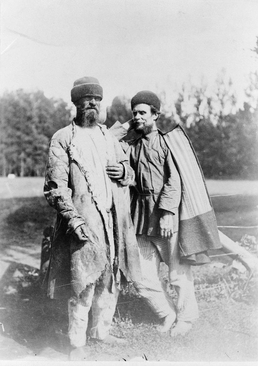 Два крестьянина