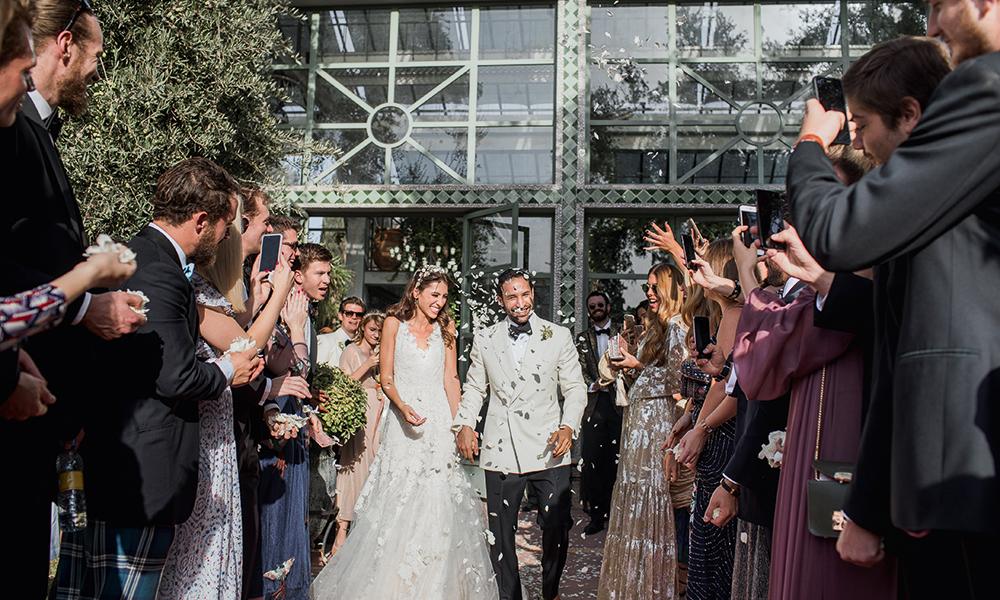 Свадьба Инги и Нори