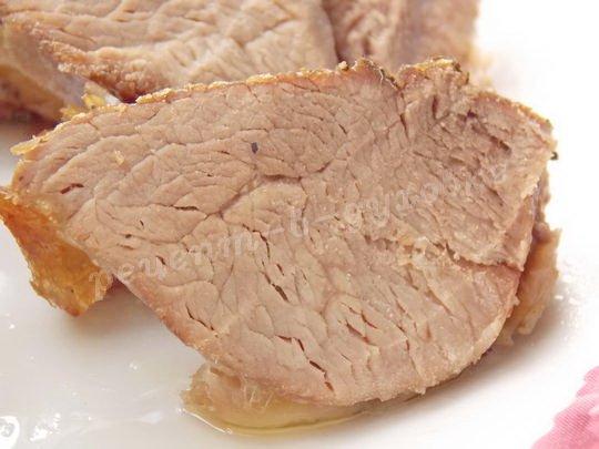 Как в рукаве приготовить говядину