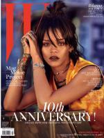 Rihanna для журнала «W»