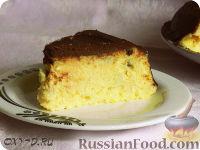 Фото к рецепту: Львовский сырник в мультиварке