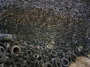 Станок по переработке шин