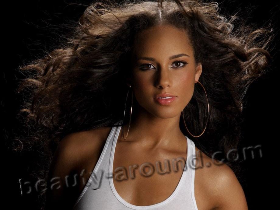 Алиша Киз / Alicia Keys фото, певица, пианистка, композитор