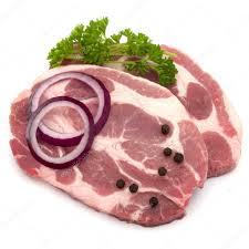 Сон мясо свинины