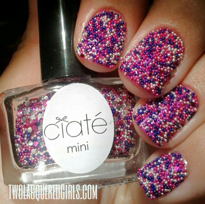 Ciate caviar pearls for nails
