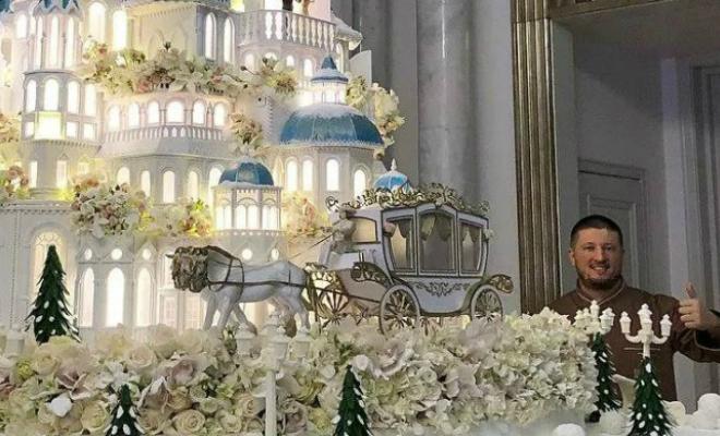 Торт-шедевр от Рената Агзамова
