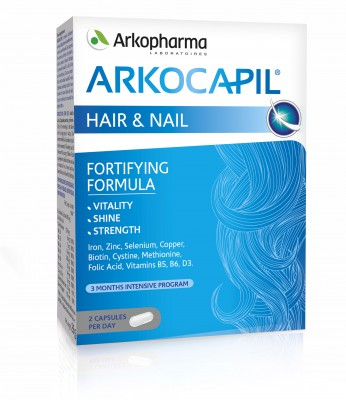 Forcapil hair and nails