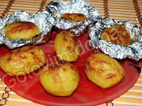 Как в духовке запечь карпа с картошкой