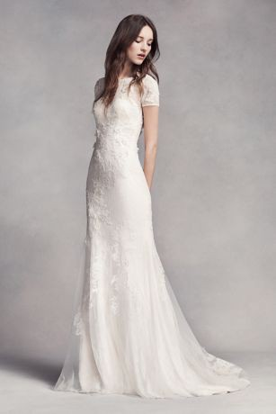 Used vera wang wedding gowns