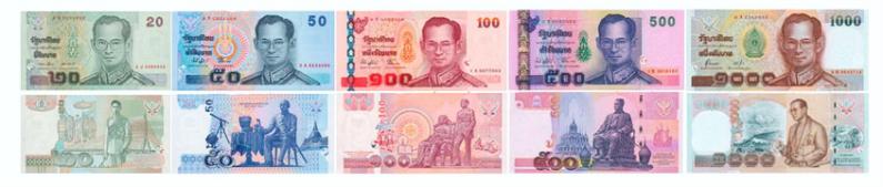 Обменники тайланда
