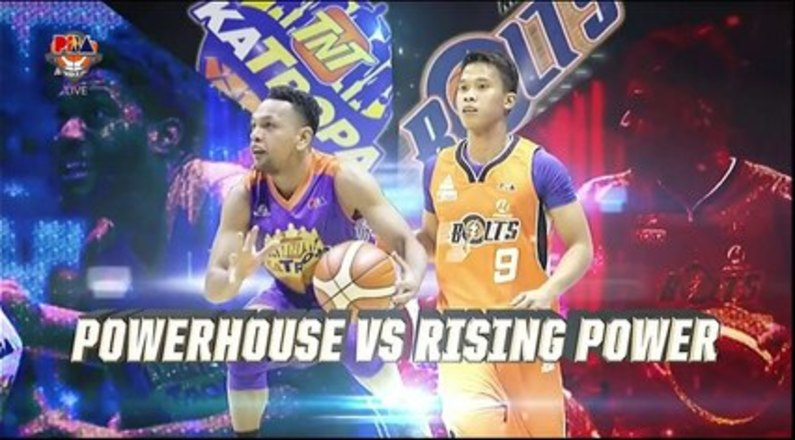 Meralco VS TNT June 9 2017 Friday