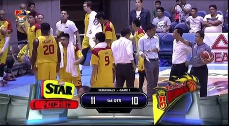 San Miguel VS Star Hotshots June 10 2017 Saturday