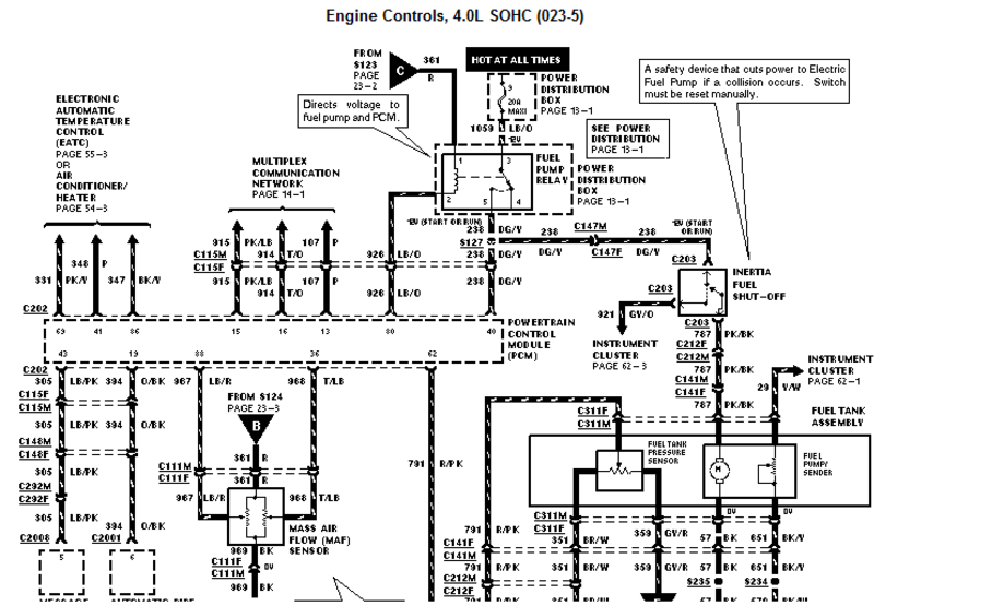 2015 ford explorer wiring diagram car radio