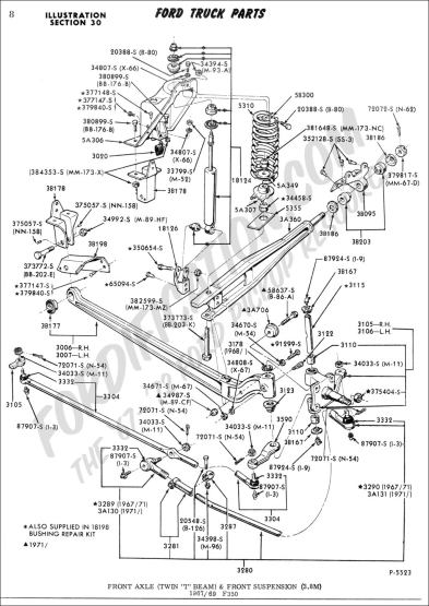 2005 ford f 250 4 wd front suspension diagram