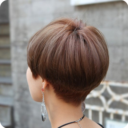 Wedge Haircut Pictures Back View | newhairstylesformen2014.com