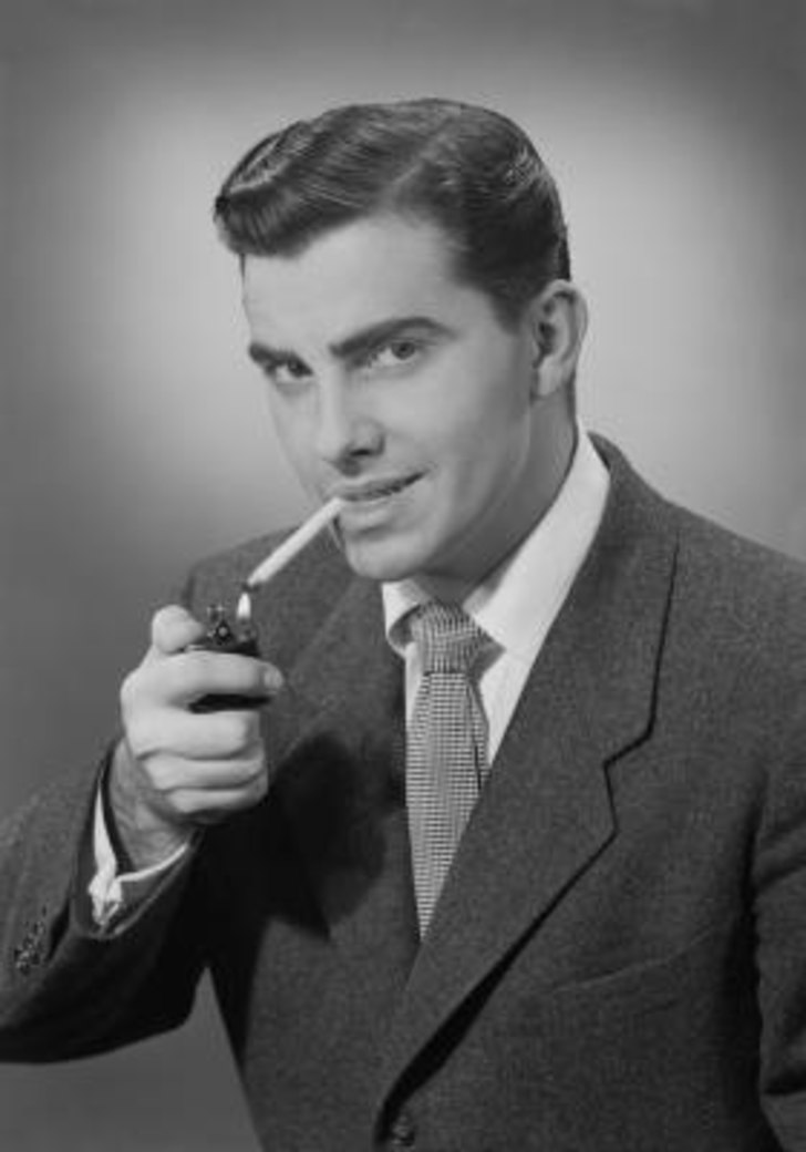 1960s short hairstyles : Mens 1940s Hairstyles 1940s Men 39 s Hairstyles