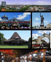 Pembagian administratif: 29 kabupaten dan 6 kota , 621 kecamatan , 5 ...