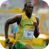 Usain Bolt - Fetch - WebP with effects