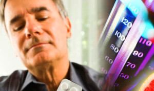High blood pressure medication should not be mixed with ...