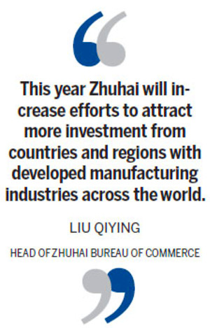 liu qiying head of the bureau said the city s advanced equipment ...