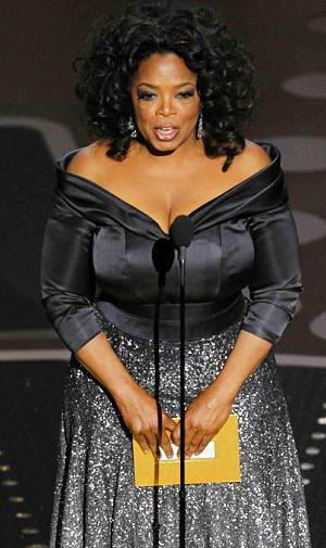 Oprah Winfrey Weight Loss 2014