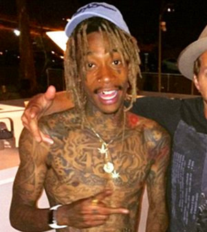 Wiz Khalifa and Amber Rose appear together nearly a year ...
