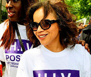 Rosie Perez has AIDS | A Online health magazine for daily ...