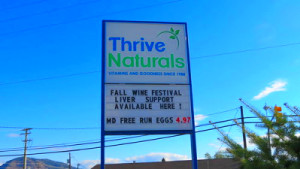 Thrive Naturals Products In Stores – Weight Loss Tips Blog