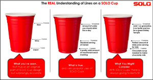 What The Lines On A Solo Cup Mean - Business Insider