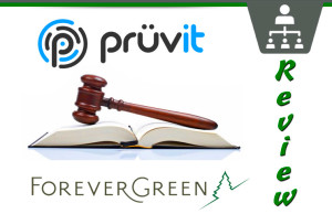PruvIt and ForeverGreen Legal Battle - MLM Legal Battle