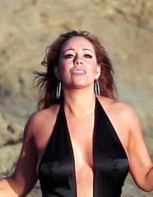 ... Mariah Carey do what she's done for over 20 years – generate