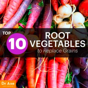 Natural Cures: Top 10 Root Vegetables to Replace Grains