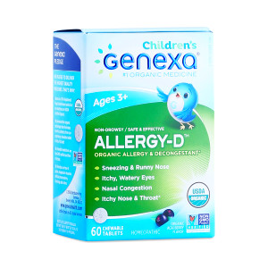 Allergy-D for Children by Genexa - Thrive Market