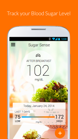 Sugar Sense - Diabetes App - Android Apps on Google Play